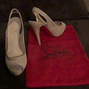 Christian Louboutin w/original bag